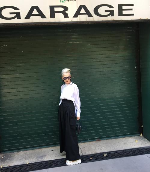 Accidental Icon: Weekend Fashion Bibliography